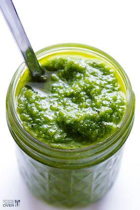 28 Ways To Make And Enjoy Pesto