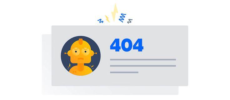 HTTP 404 Hatası Nedir? 404 Sayfası Nasıl Olmalıdır?
