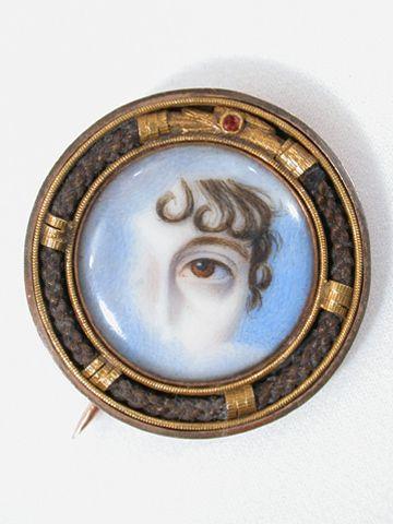 A lover's eye: