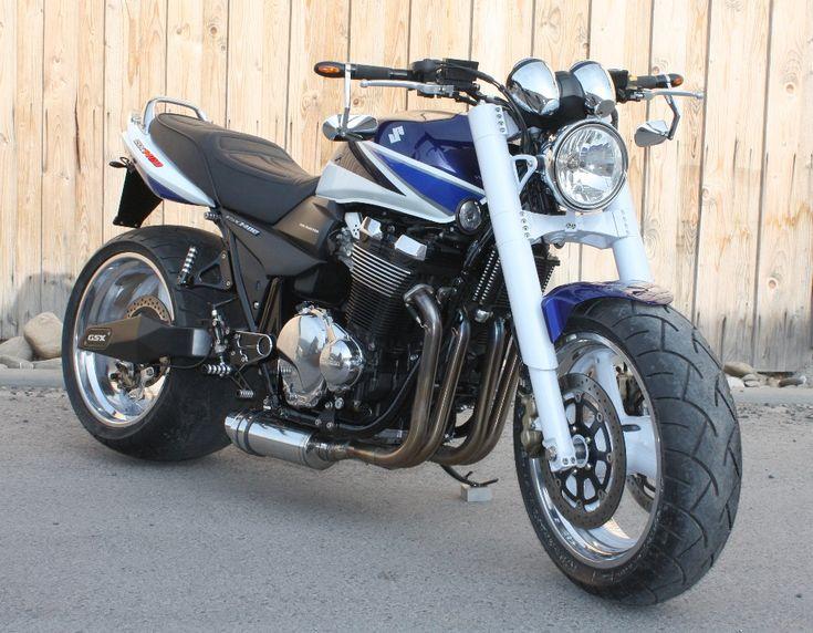 Suzuki Gsx 1400 W 360 Rear Motorcycles Suzuki