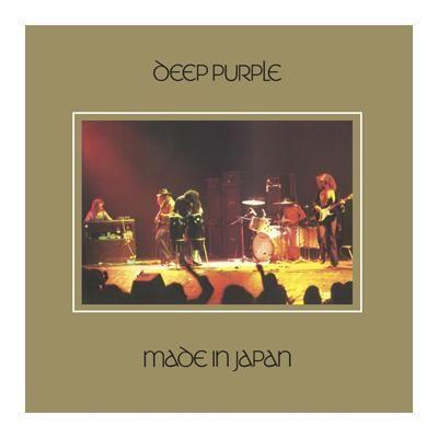 """L'album dei #DeepPurple intitolato """"Made in Japan""""."""