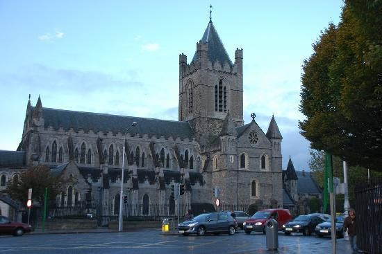 Irlande : St. Patrick's Cathedral