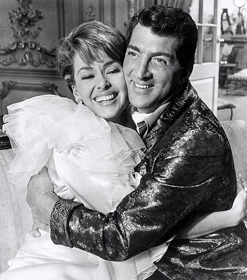 Dean Martin & Barbara Rush in Robin and the 7 Hoods