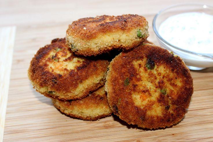 Zöldséges kölesfasírt recept