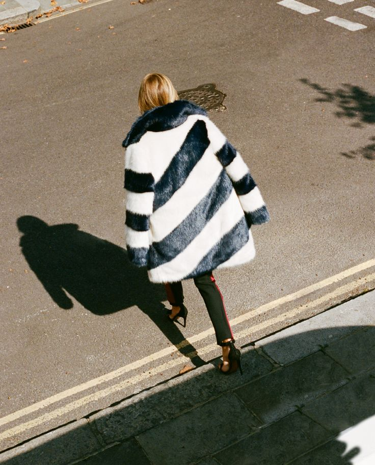 We asked @netaporter's Sarah Rutson to show us how she wears a week's worth of stripes from our limited-edition collection. See how she did at jcrew.com/blog.