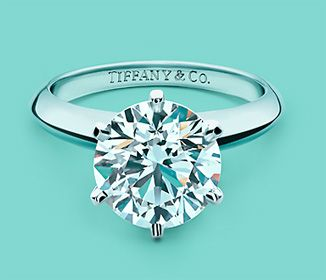 I love Tiffany & Co.My wedding ring will be from there, or I will not be getting married:)