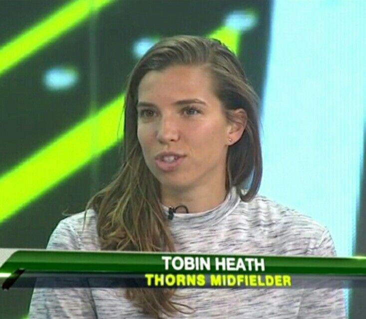 Tobin Heath  09.2016