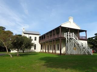 Point Nepean Quarantine Station - Mornington Peninsular