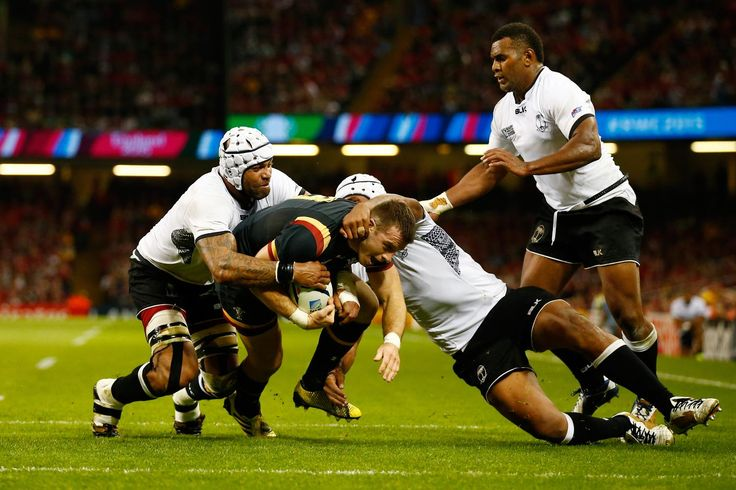 Rugby World Cup 2015 - Match Centre Match 21 - Oct.1 2015 - Wales 23 - Fiji 13 -