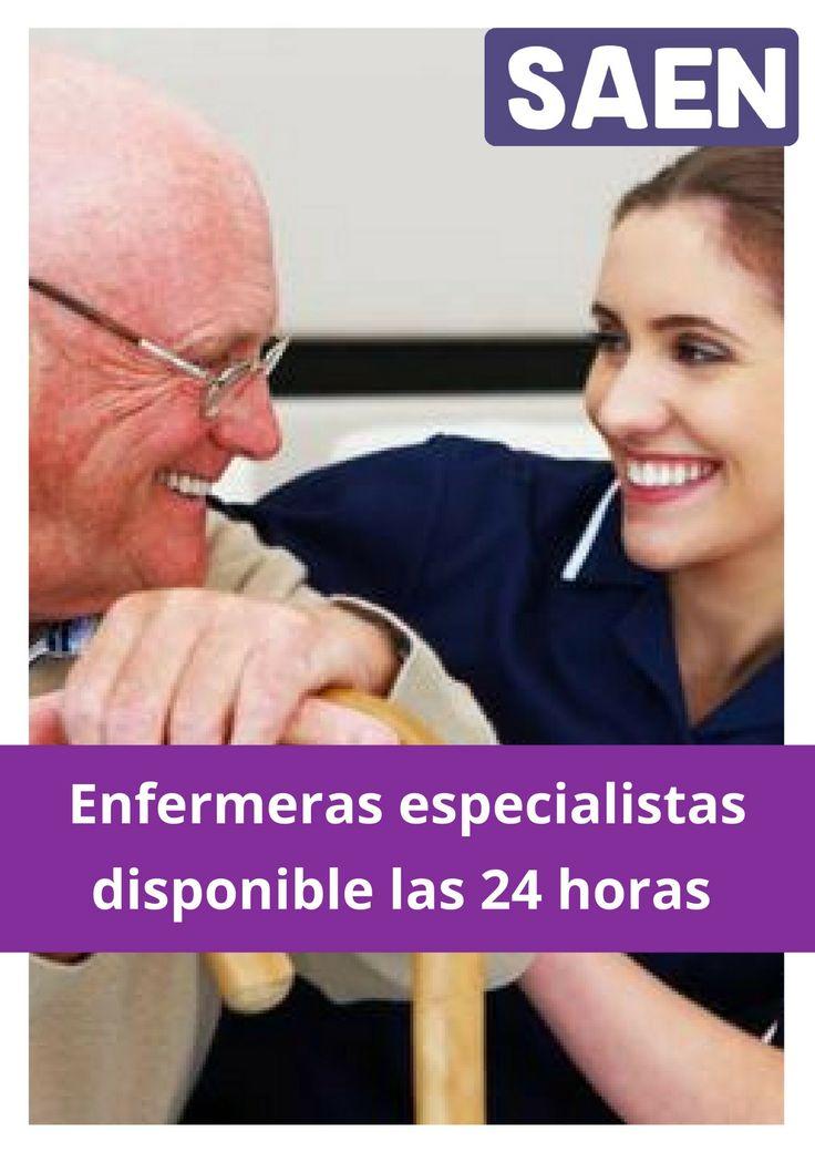 Somos la primera agencia de enfermería en Monterrey en ofrecer un servicio integral a domicilio con:  *Rehabilitación física  *Nutrición *Servicios psicológicos *Consultas médicas y especialidades. Ofrecemos servicio a todo tipo de paciente: -Adulto mayor  -Cuidados Críticos -Servicio de niñera . Contctanos: oficina: 22680020  Whatsapp: 8126433417 www.saen.co atencion@saen.co  #Salud #Healt #Enfermeria  #Cuidado #AdultoMayor #Asistencia