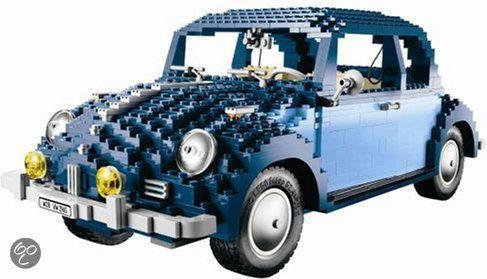 Lego 10187 Volkswagen Kever