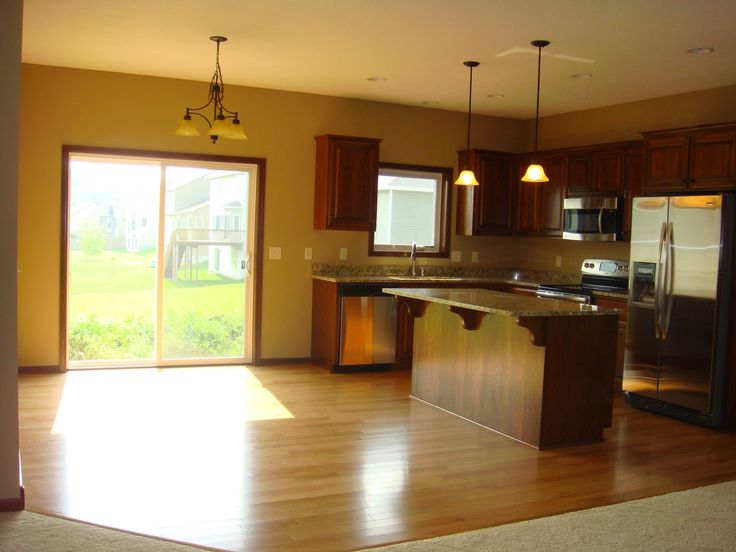 1000 ideas about split level kitchen on pinterest small for Split level open floor plan remodel