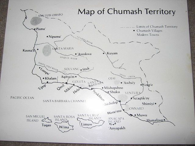 an analysis of the chumash indians in the natives of california Chumash people had several medicines used against kopsheek (chumash) california sagebrush is ever-present in the foothill chaparral with a strong based out of los angeles, california he can be reached at jack (dot) eidt (at) wilderutopia (dot) com follow him on twitter.