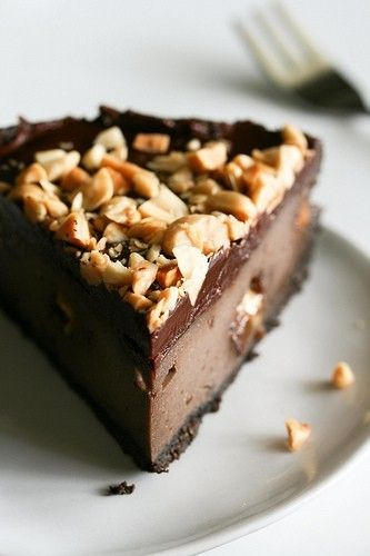 ♥chocolate cheesecake