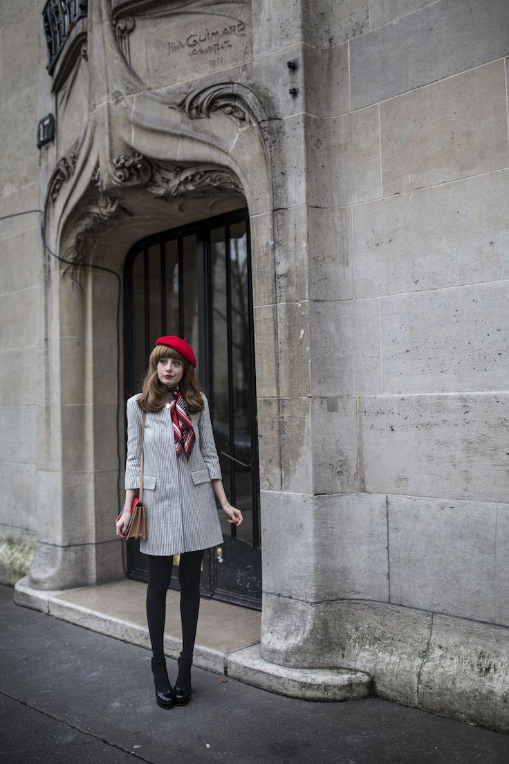 #miss #pandora #fall #winter #fashion #french #preppy