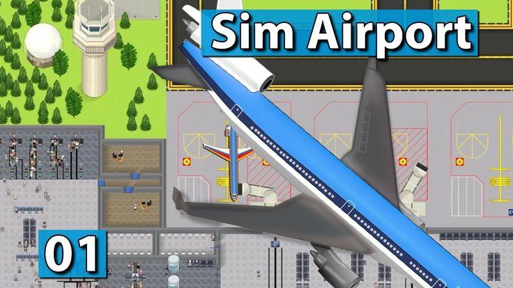 Sim Airport  GADA baut den BER  Der Flughafen Bau und Management Simulator #1 In unserem Sim Airport Lets Play bauen und managen wir unseren eigenen Flughafen!  SELBST spielen: Noch nicht verfügbar wir melden uns!   ABO KOSTENLOS: http://gada.link/ggsabo  Alle Folgen Sim Airport - Der Flughafen Management Simulator: https://www.youtube.com/playlist?list=PLTHcscbf3HJLsQxhI4PlIdQ9jrv1M-uTR&index=1  MEHR ?  Beschreibung lesen!   ÜBER DIESES SPIEL   Günstig kaufen sofort zocken: Noch nicht…