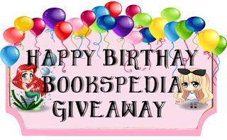 bookspedia: Bookspedia compie un anno - MEGA GIVEAWAY ♥
