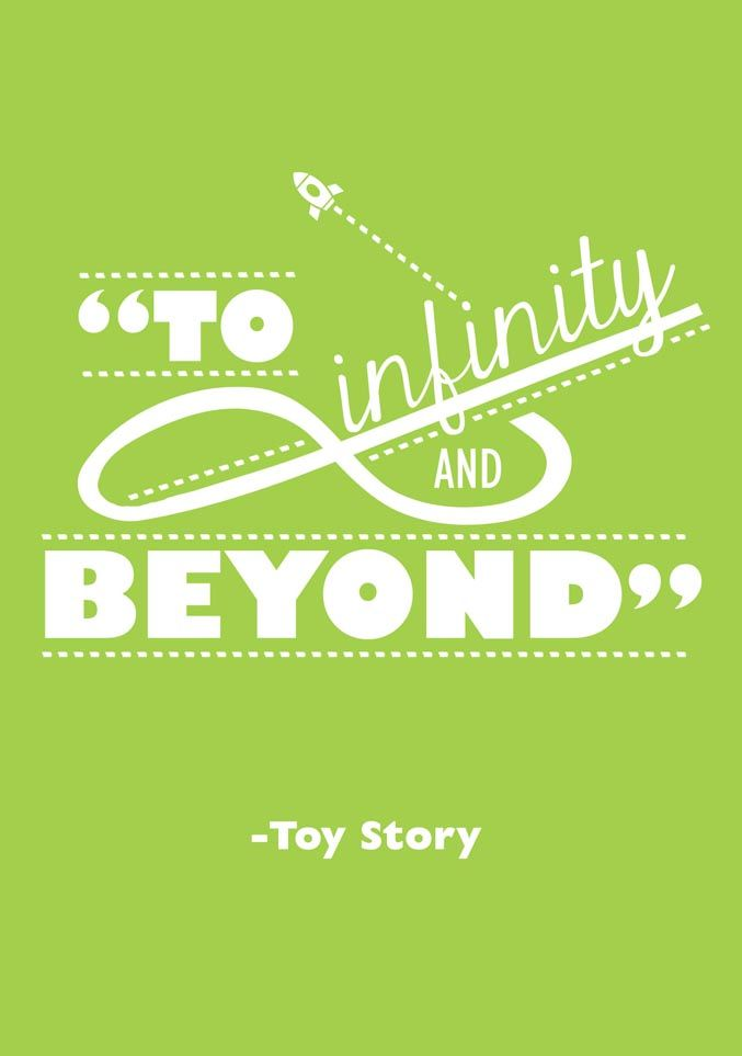Disney Quotes to Travel By #ToyStory