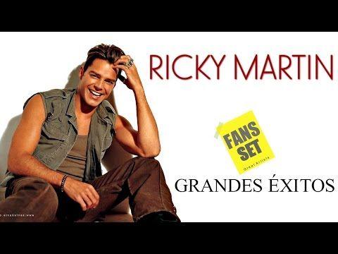 Ricky Martin sus mejores canciones romanticas - YouTube