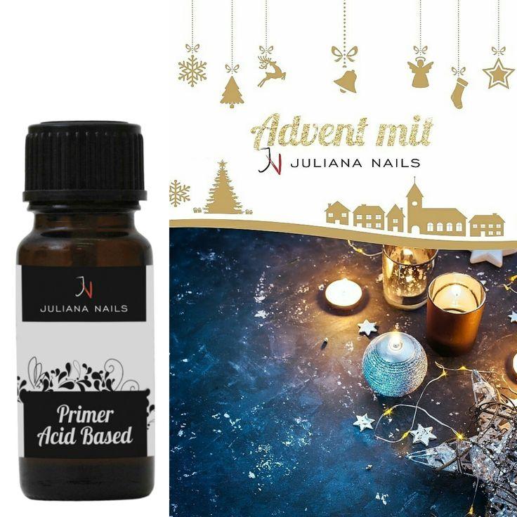 Die 3te Weihnachtswoche startet auch gleich mit einem weiteren exklusiven Angebot aus unserem Adventskalender! http://www.juliana-nails.com/de/index.php?option=com_content&view=article&id=+212