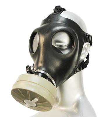 Israeli Gas Mask With Filter http://albanybondage.com/