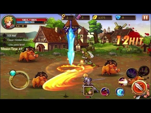 Brave Fighter2 Frontier Free GAMEPLAY 1 - Brave Fighter2 Frontier Free is a Android Free-to-play, Role Playing RPG, Multiplayer Game featuring variety of roles and mercenaries.