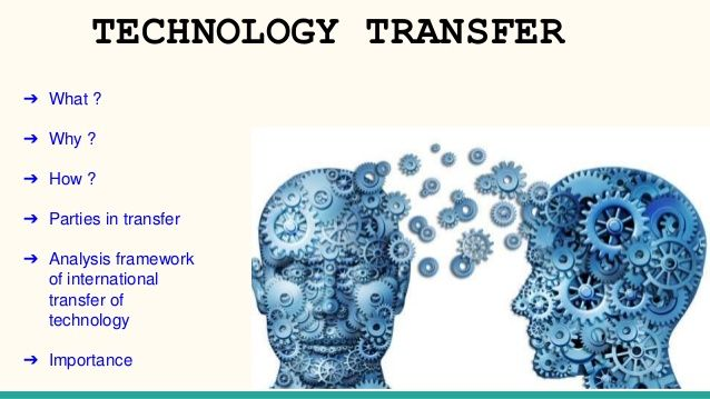 International Product Lifecycle And Technology Transfer