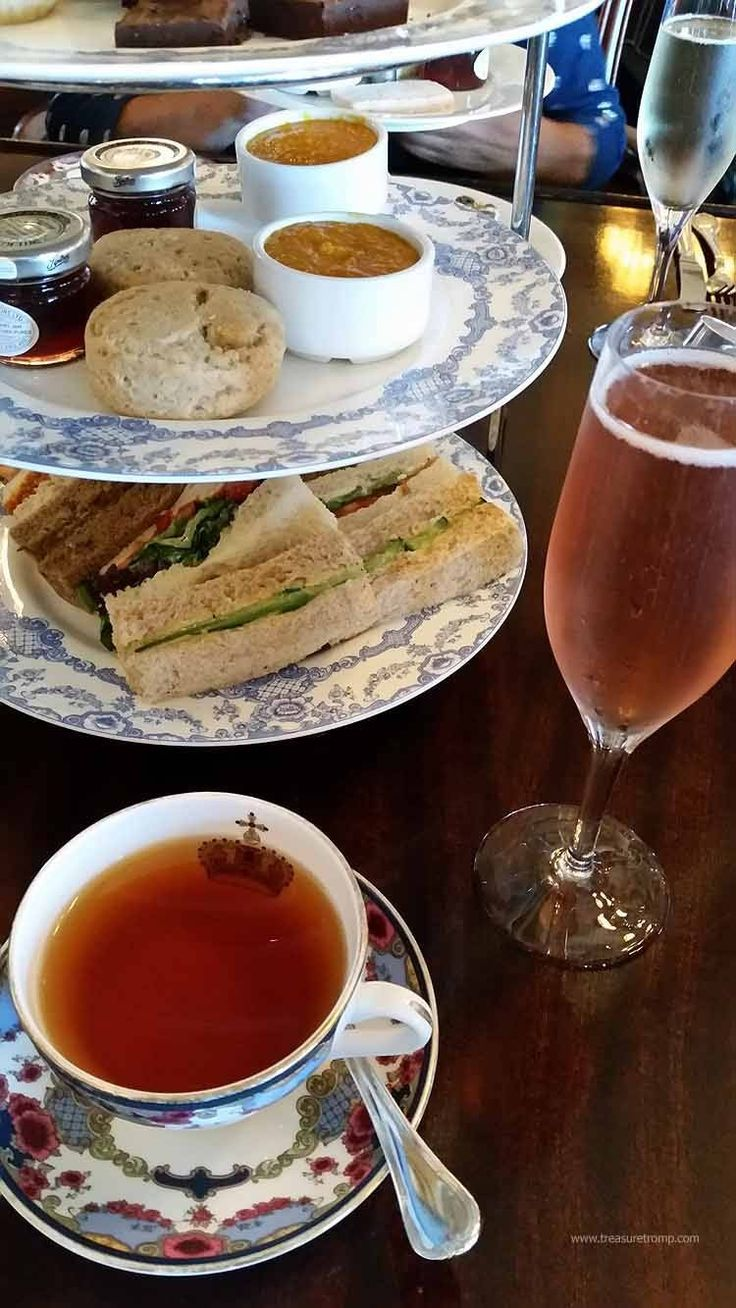 Afternoon Tea at the Fairmont Empress Hotel in Victoria, British Columbia (12)
