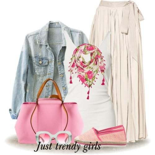 Weekend casual outfits Cute casual outfits ideas http://www.justtrendygirls.com/cute-casual-outfits-ideas/