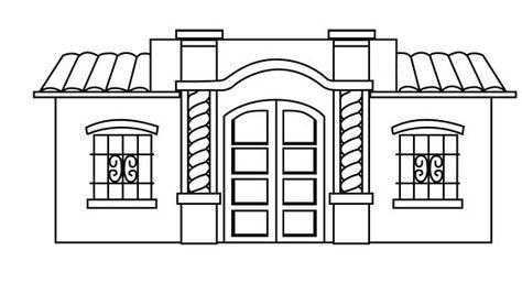 Bujos y Dibujos :: Imagen de Casa de Tucuman