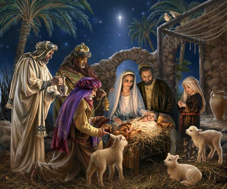 Pin by C Madlin on Christmas, New Years & Winter | Pinterest | Christmas, Nativity and Christmas nativity