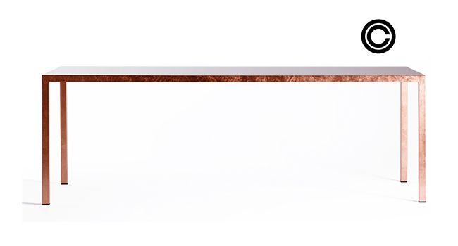 ILtavolo by OPINION CIATTI | #design di Lapo Ciatti  Scoprilo ora, clicca qui: http://bit.ly/iltavolooc  La sua linea minimal ed essenziale si caratterizza per una grande forza ed equilibrio.