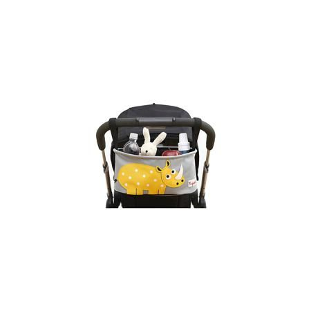 3 Sprouts Сумка-органайзер для коляски Носорог (Orange Rhino), 3 Sprouts  — 1799р.  Милая сумка-органайзер для мамы. Всё необходимое будет под рукой, когда Вы отправитесь на прогулку со своим малышом. Сумочку можно просто протирать при необходимости, она имеет два отделённых отсека для стакана или бутылки. Так же, есть специальный потайной кармашек для ключей и телефона.  Дополнительная информация:  - Размер: 32x15x13 см. - Материал: полиэстер. - Орнамент: Носорог.  Купить сумку-органайзер…