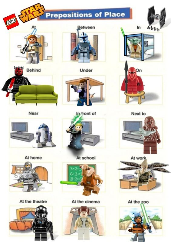 lego star wars preposition english for kids pinterest sheds war and lego star wars. Black Bedroom Furniture Sets. Home Design Ideas