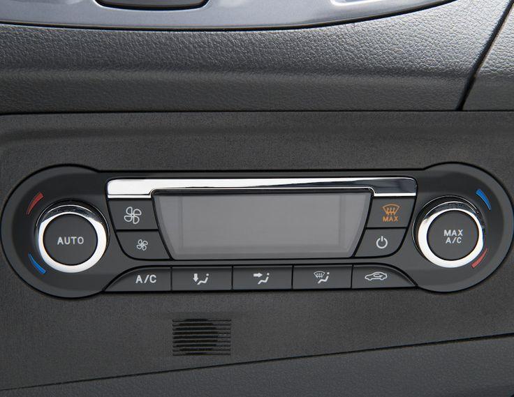 Comfort - Transit Custom - Accessori online Ford - Controllo elettronico della temperatura dell'aria