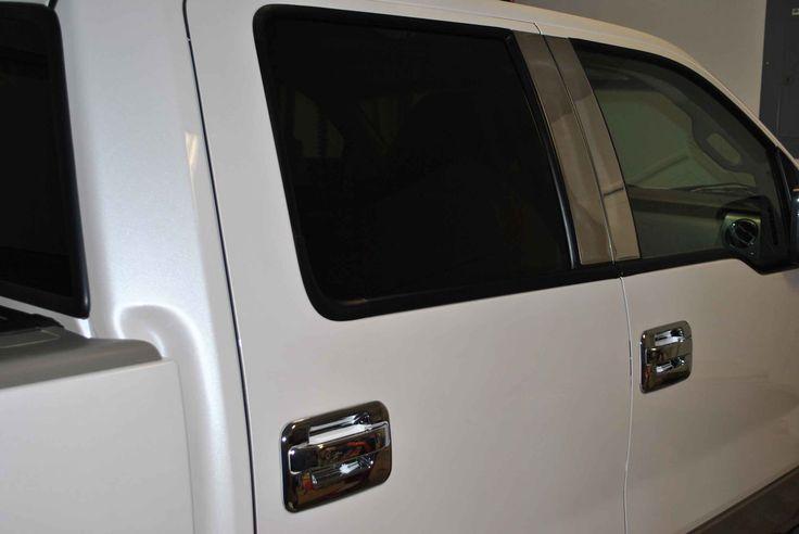 2008 F250 Chrome Door Handles