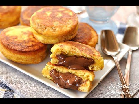 Para hacer estos bizcochos de Nutella no necesitas horno, ¿ qué esperas? - COSASDELMUNDO.NET.