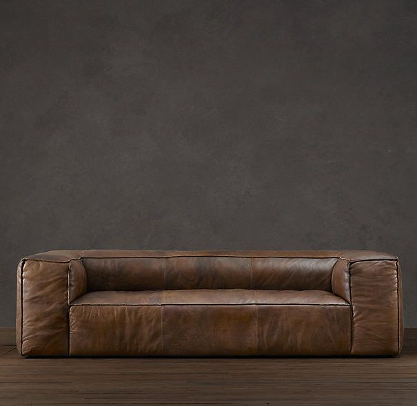 20 Stylish Leather Couch Designs