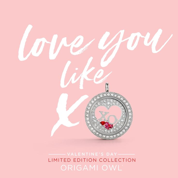 509142cf2db21b82e271f0cb9ad06f67 - Origami Owl Valentine's Day 2018 Collection. Click to see the Origami Owl Valent...