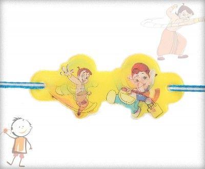 Buy online 3D Kids Rakhi ~ Kids Rakhi - BablaRakhi.com