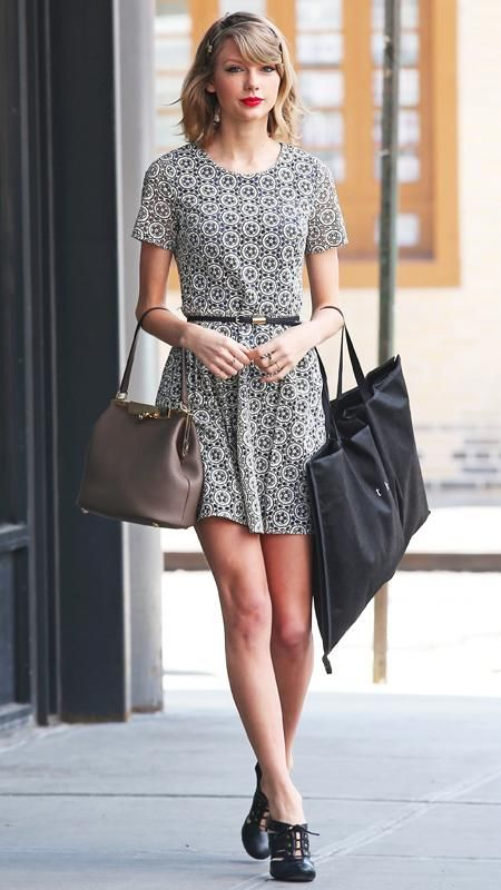 Taylor Swift's Best Street Style Looks | InStyle.com