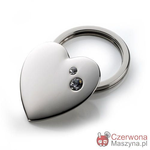 Brelok Troika Twinkling Heart - CzerwonaMaszyna.pl