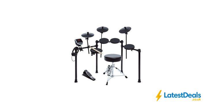 Alesis Burst Kit Electronic Drum Kit Bundle, £227.16 at Amazon