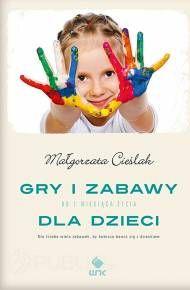 ebook Gry i zabawy dla dzieci