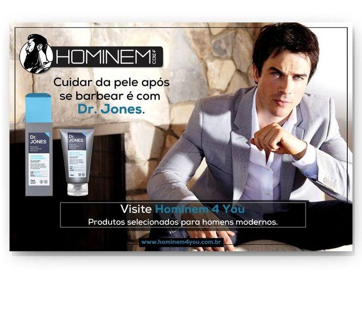 www.hominem4you.com.br - produtos selecionados para homens modernos. Essa vai para os homens que gostam de se cuidar e manter a pele ótima após o barbear. RECHARGE AFTER SHAVE - Gel pós barba energizante: Gel pós-barba refrescante, prático e multifuncional: hidrata, acalma e reequilibra a pele após o barbear. Por conter um ativo energizante, pode ser usado em todo o rosto para combater os sinais de cansaço da pele.