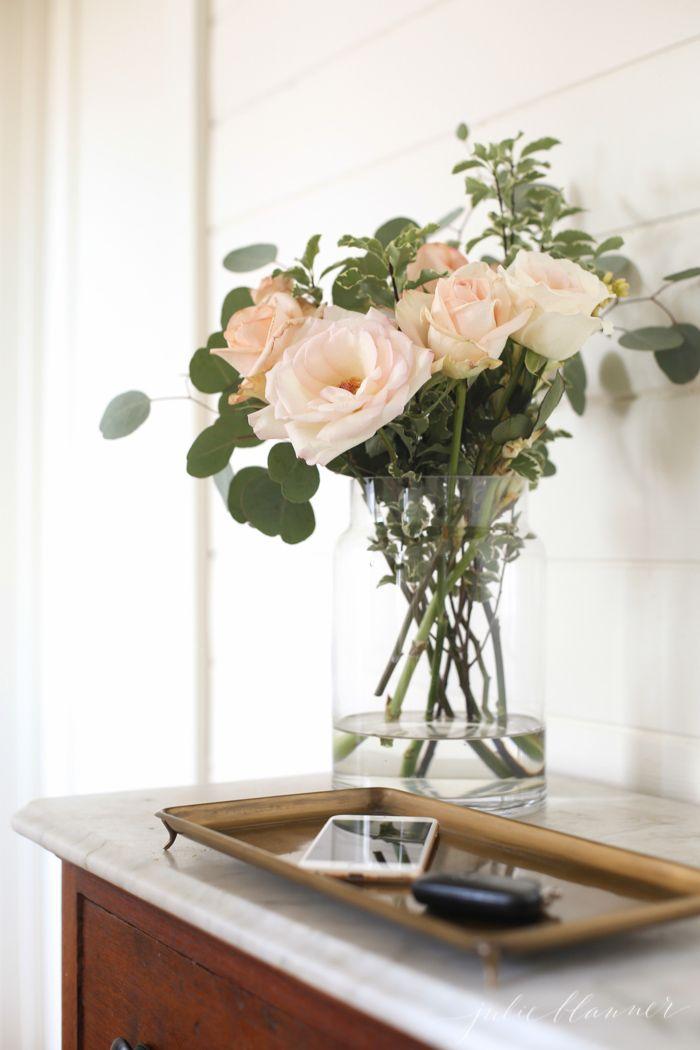25 best ideas about fresh flower arrangement on pinterest - Interior arrangement and design association ...