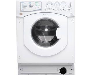 Built In Washing Machines ao.com hotpint 285.00