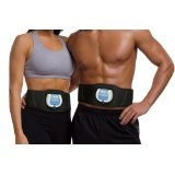$59.99. SLENDERTONE FLEX PRO ABDOMINAL TONING SYSTEM WITH TONING BELT, set of gel pads, and 3 AAA batteries.   Fits easily underneath your clothing for abdominal training anytime, anywhere.   Sends signals from the belt to the gel pads to relax and contract abdominal muscles.   Latex-free gel pads don't stick to skin; 2 training programs for maximum results.   Unisex model fits waists from 24 to 47 inches; includes detailed instruction manual and 1-year warranty.