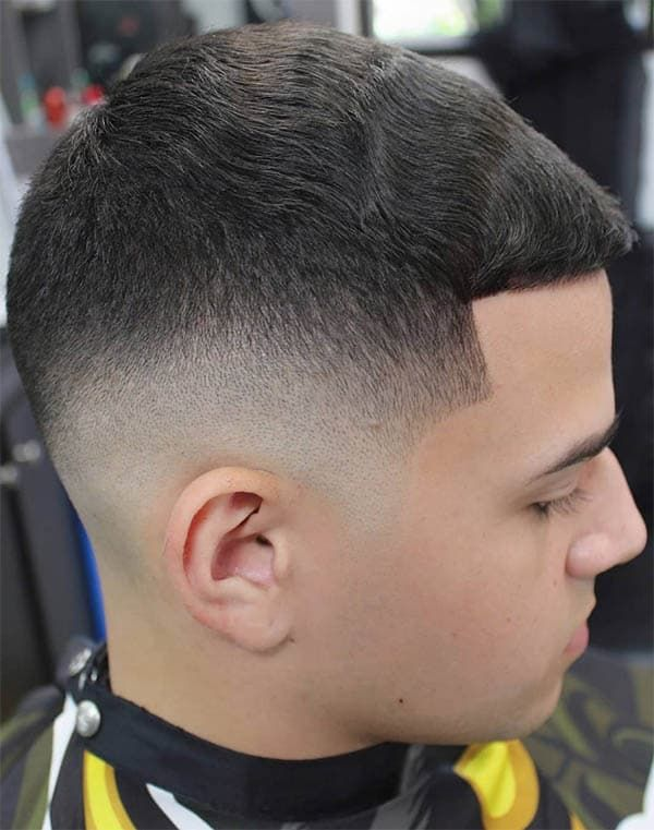 44 Unique Mid Fade Haircuts For The Stylish Man 2019 Trendiest