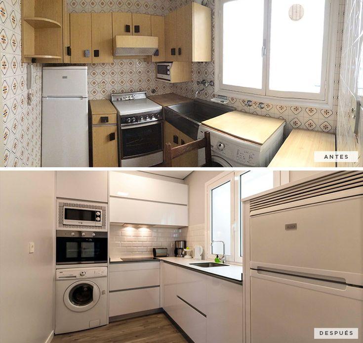 17 mejores ideas sobre decoración de cocina del apartamento en ...